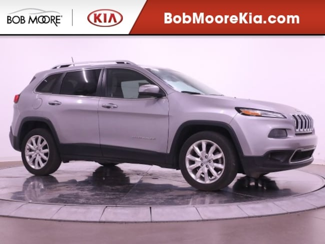 Cherokee 2017 Limited FWD SUV Jeep