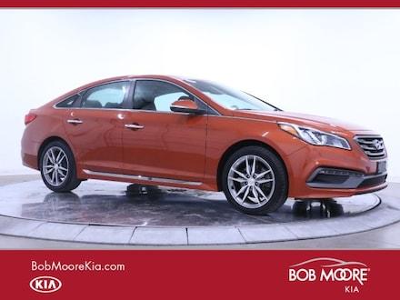 Sonata 2015 Sport 2.0T w/Gray Accents Sedan Hyundai