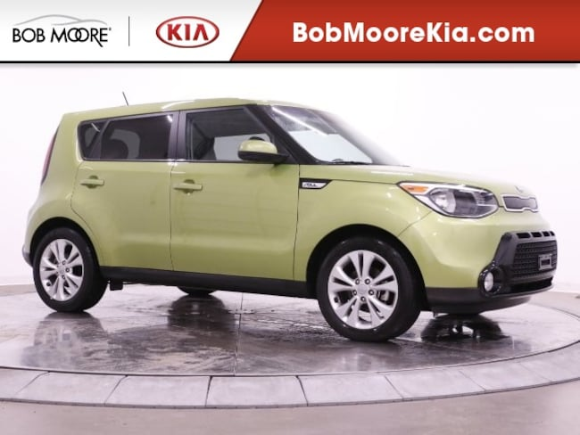 Soul 2016 + FWD Hatchback Kia