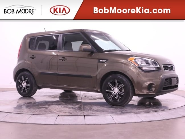 Soul 2013 Base Hatchback Kia
