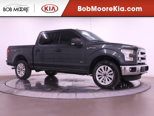 F-150 2015 Truck SuperCrew Cab Ford