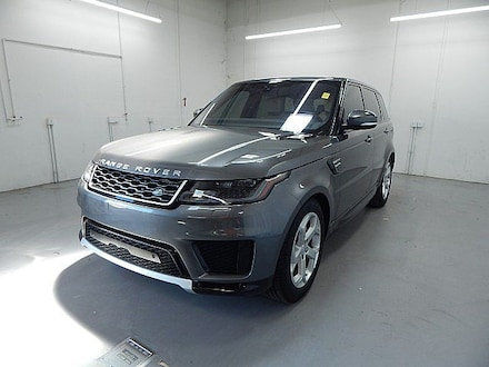 2018 Land Rover Range Rover Sport HSE Td6 SUV
