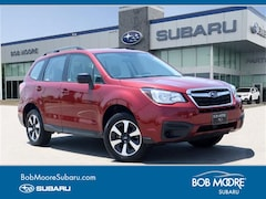 Certified Pre-Owned 2017 Subaru Forester 2.5i SUV 83761 in Oklahoma City