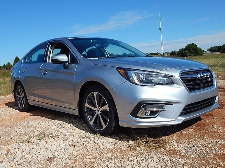 New 2019 Subaru Legacy 2.5i Limited Sedan K3007404 for sale in Oklahoma City