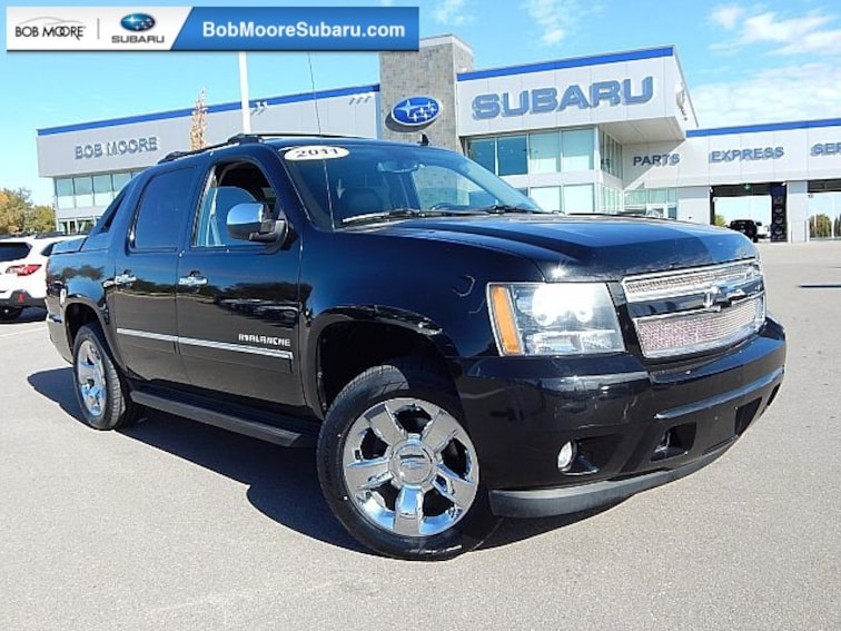 Used 2011 Chevrolet Avalanche 1500 LTZ Truck for sale in Oklahoma City