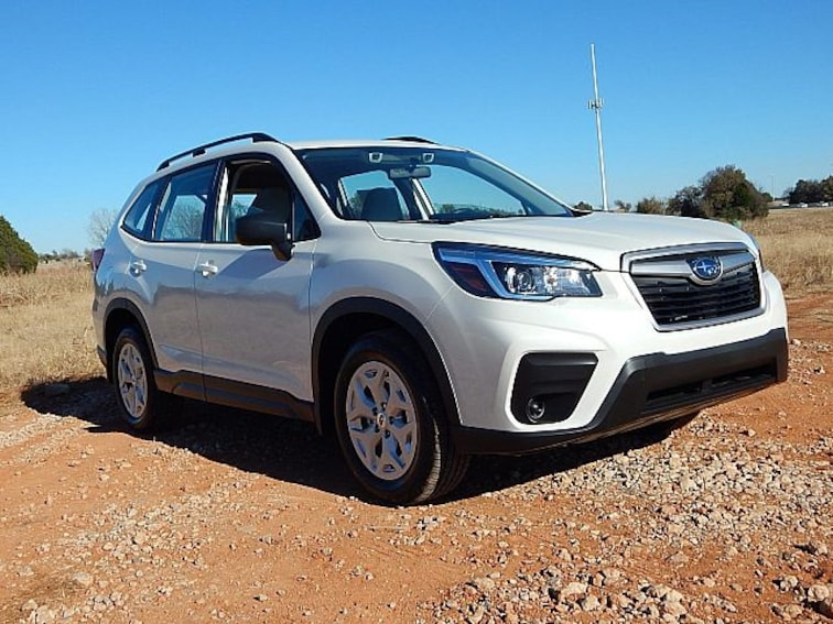 New 2019 Subaru Forester Standard SUV KH423282 for sale in Oklahoma City