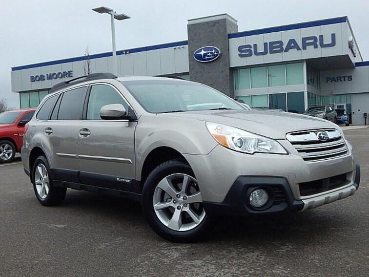 Used 2014 Subaru Outback 2.5i SUV for sale in Oklahoma City