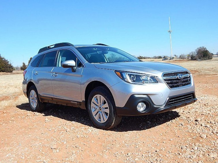 New 2019 Subaru Outback 2.5i Premium SUV K3311043 for sale in Oklahoma City