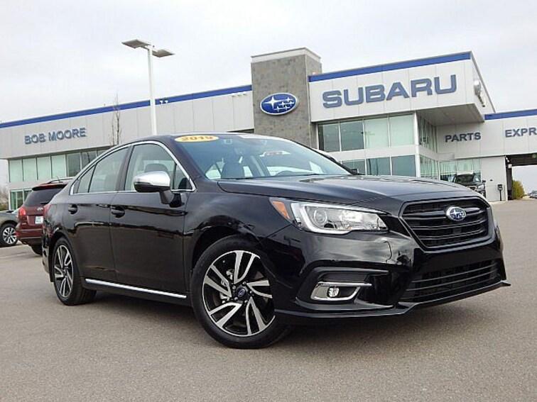 Certified Pre-Owned 2019 Subaru Legacy 2.5i Sedan Oklahoma City