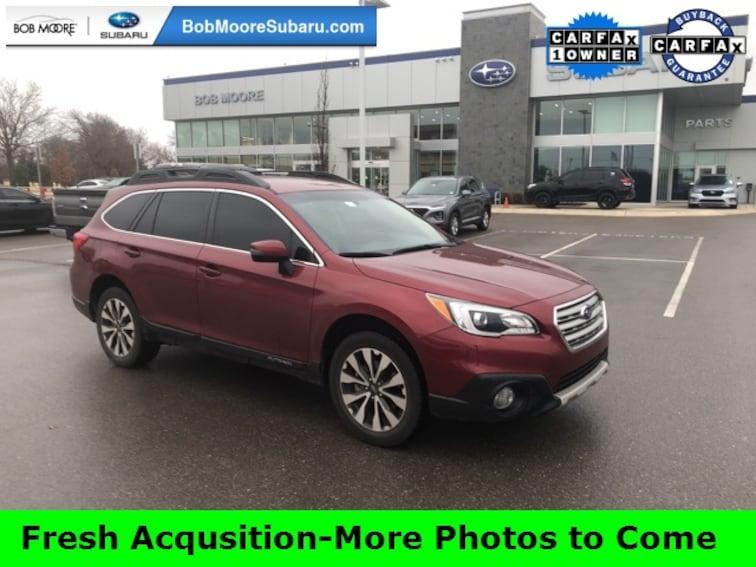 Used 2016 Subaru Outback 2.5i SUV for sale in Oklahoma City