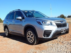 New 2019 Subaru Forester Premium SUV KH418300 in Oklahoma City