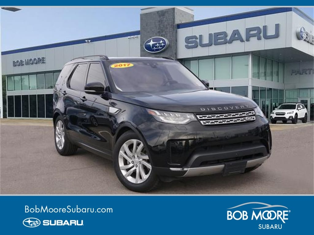 Featured Used 2017 Land Rover Discovery HSE SUV for sale in Oklahoma City