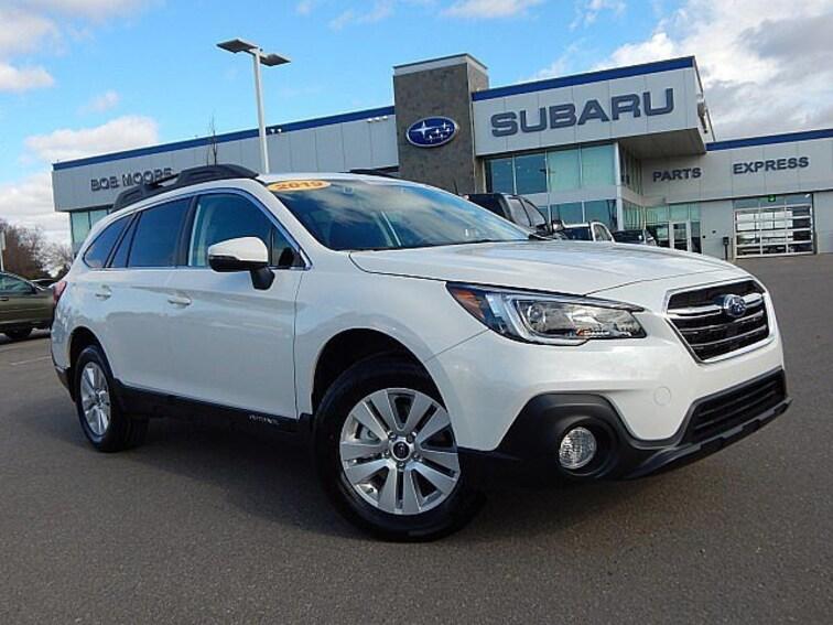 Certified Pre-Owned 2019 Subaru Outback 2.5i SUV Oklahoma City