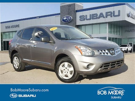 Featured Used 2015 Nissan Rogue Select S SUV for sale in Oklahoma City