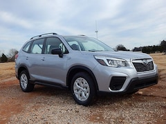New 2019 Subaru Forester SUV KH445543 in Oklahoma City