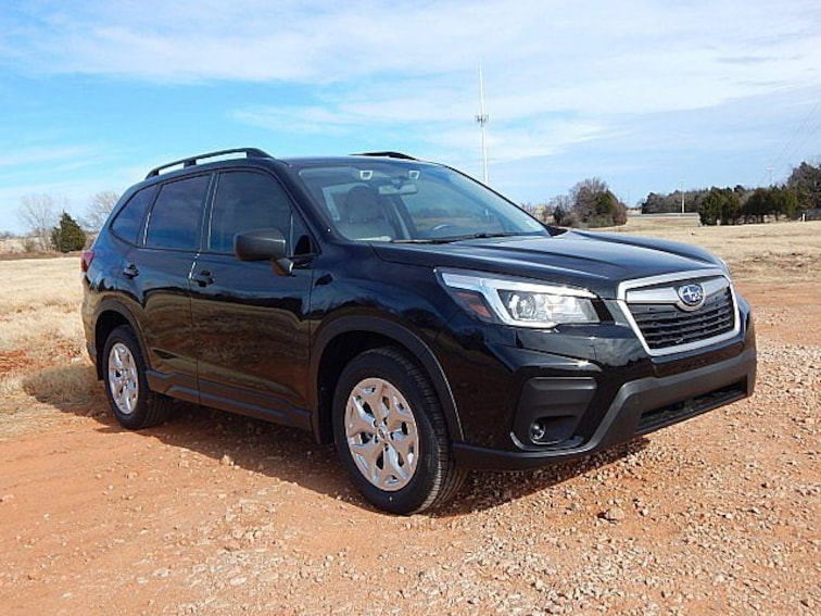 New 2019 Subaru Forester Standard SUV KH485781 for sale in Oklahoma City
