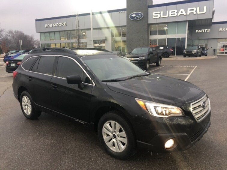 Used 2016 Subaru Outback 2.5i SUV for sale in Oklahoma City