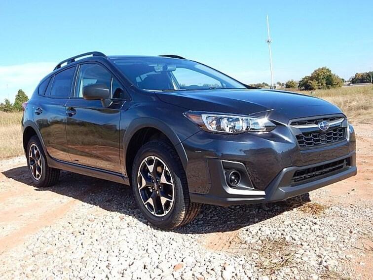 New 2019 Subaru Crosstrek 2.0i SUV KG240583 for sale in Oklahoma City
