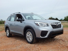 New 2019 Subaru Forester Standard SUV KH501930 in Oklahoma City