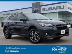 Certified Pre-Owned 2018 Subaru Crosstrek 2.0i Premium SUV 83733 in Oklahoma City