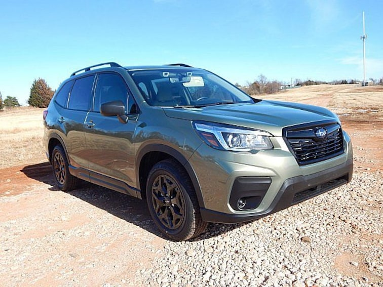 New 2019 Subaru Forester Standard SUV KH449432 for sale in Oklahoma City