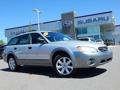 Used 2007 Subaru Outback 2.5i Wagon K3291471B Oklahoma City