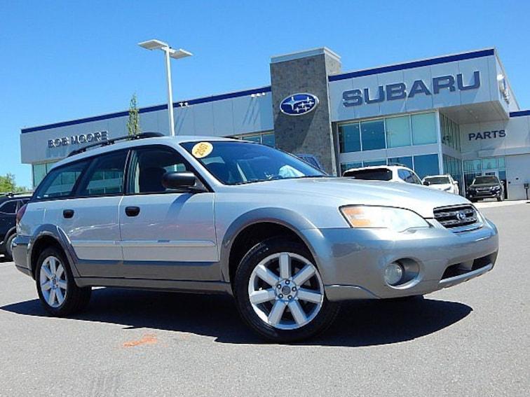 Used 2007 Subaru Outback 2.5i Wagon for sale in Oklahoma City