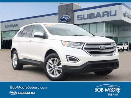 Featured Used 2015 Ford Edge SEL SUV for sale in Oklahoma City