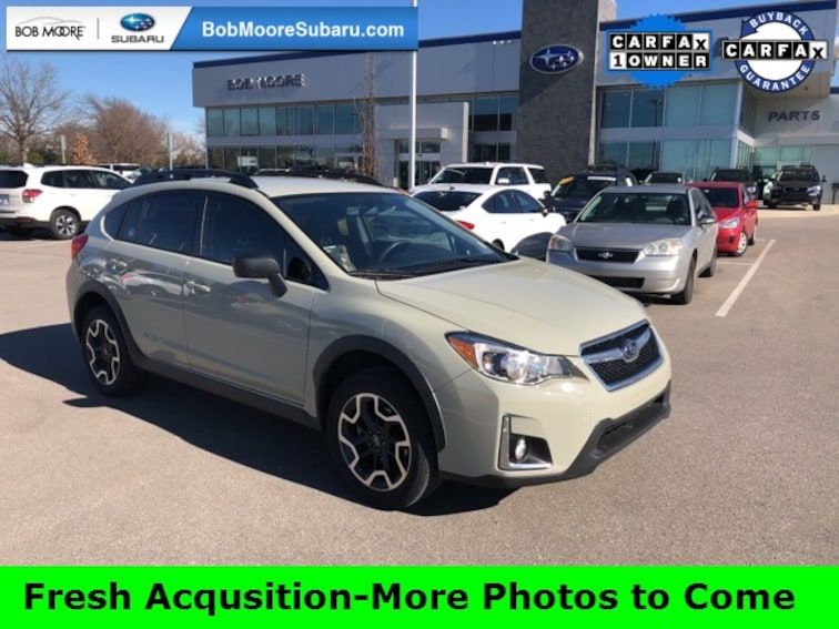 Used 2017 Subaru Crosstrek 2.0i SUV for sale in Oklahoma City