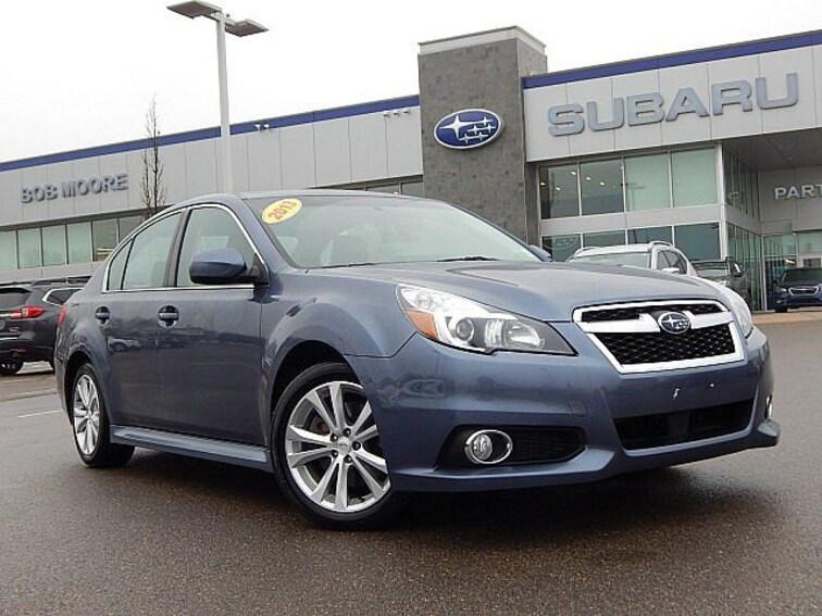 Used 2013 Subaru Legacy 3.6R Sedan for sale in Oklahoma City