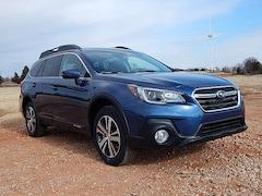 New 2019 Subaru Outback 2.5i Limited SUV K3289712 in Oklahoma City