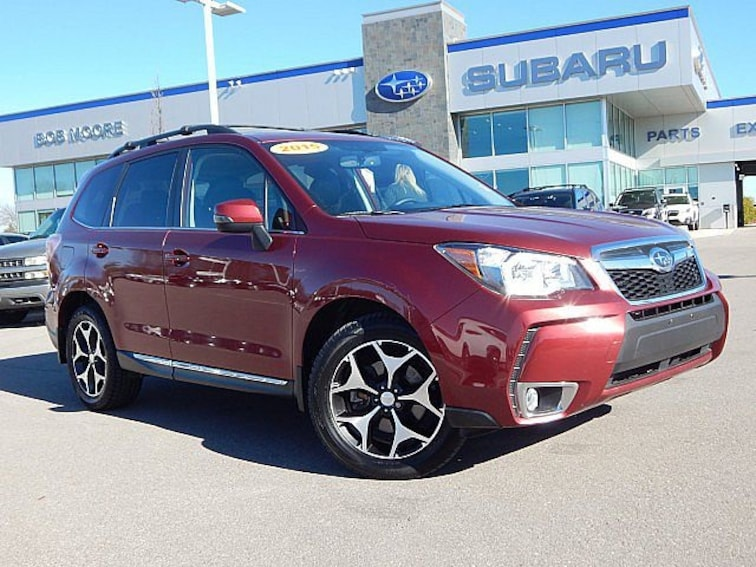 Used 2015 Subaru Forester 2.0XT Touring SUV for sale in Oklahoma City