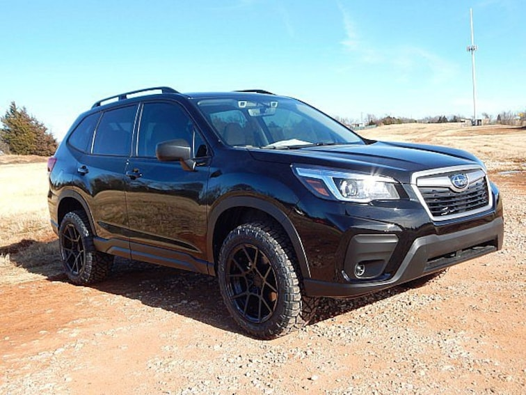 New 2019 Subaru Forester Standard SUV KH451456 for sale in Oklahoma City