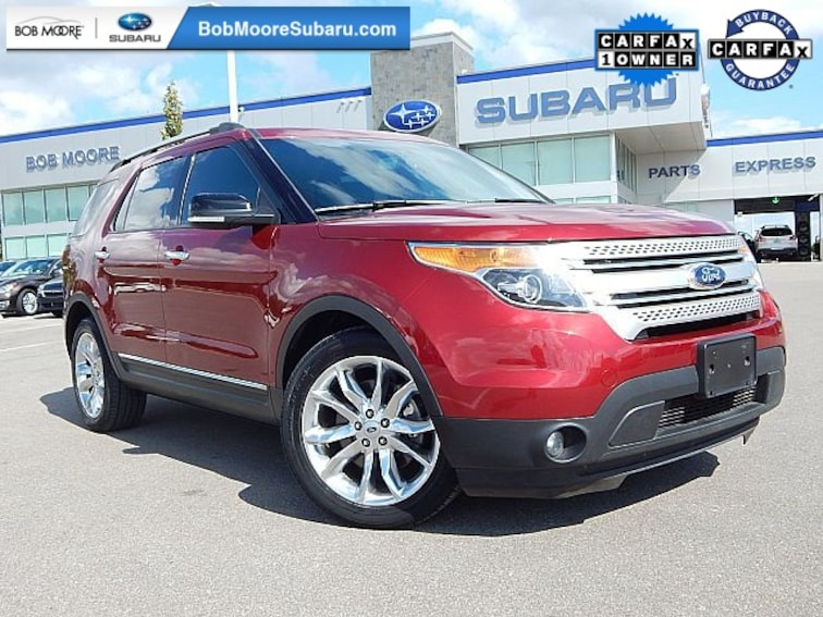 Used 2014 Ford Explorer XLT SUV for sale in Oklahoma City