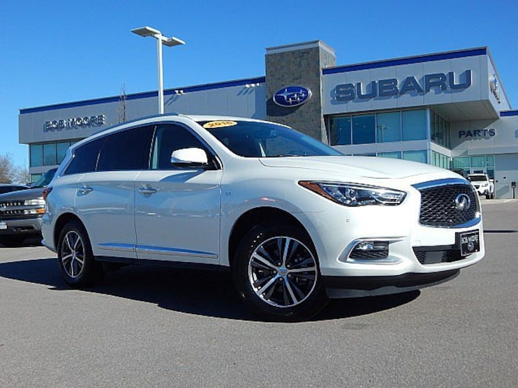 Used 2016 INFINITI QX60 Base SUV for sale in Oklahoma City