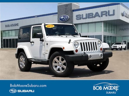 Featured Used 2013 Jeep Wrangler Sahara SUV for sale in Oklahoma City