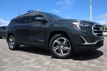 Featured Used 2018 GMC Terrain SLT SUV for sale in Oklahoma City