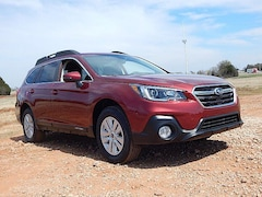 New 2019 Subaru Outback 2.5i Premium SUV K3319445 in Oklahoma City