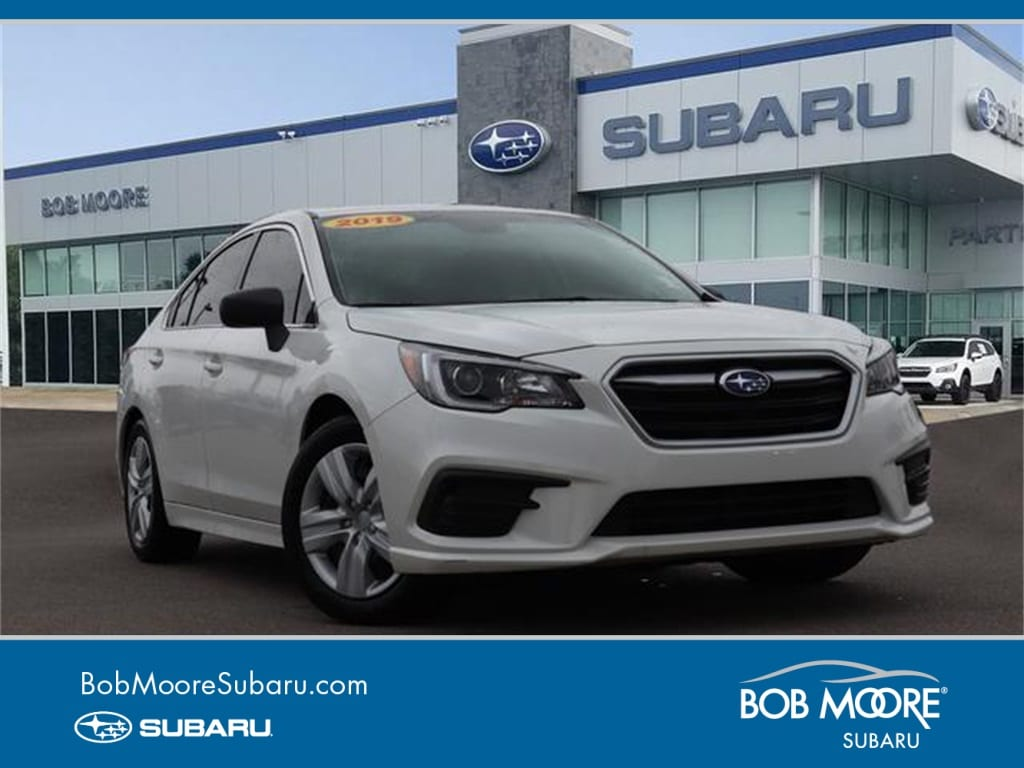 Featured Used 2019 Subaru Legacy 2.5i Sedan for sale in Oklahoma City