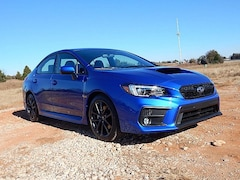 New 2019 Subaru WRX Limited Sedan K9812165 in Oklahoma City