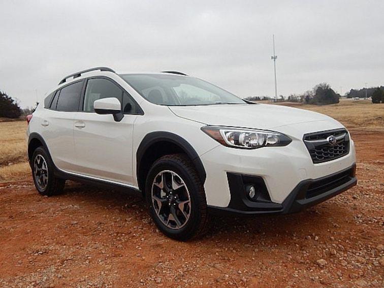 New 2019 Subaru Crosstrek 2.0i Premium SUV KG266462 for sale in Oklahoma City