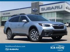 New 2020 Subaru Outback Premium SUV L3203618 in Oklahoma City