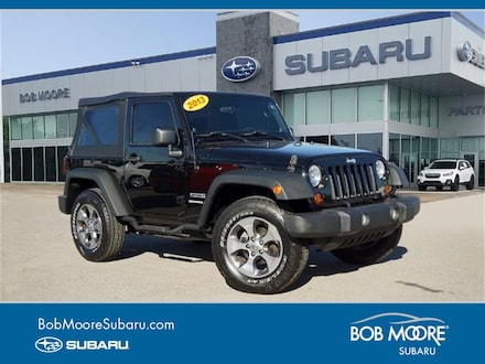 Featured Used 2013 Jeep Wrangler Sport SUV for sale in Oklahoma City