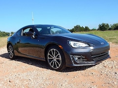 New 2018 Subaru BRZ Limited Coupe J8603474 in Oklahoma City