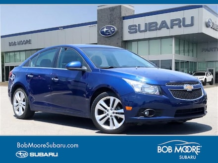 Featured Used 2012 Chevrolet Cruze LTZ Sedan for sale in Oklahoma City