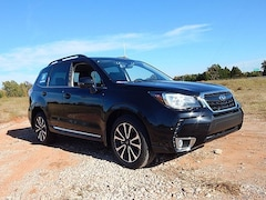 New 2018 Subaru Forester 2.0XT Touring with Starlink SUV JH582270 in Oklahoma City