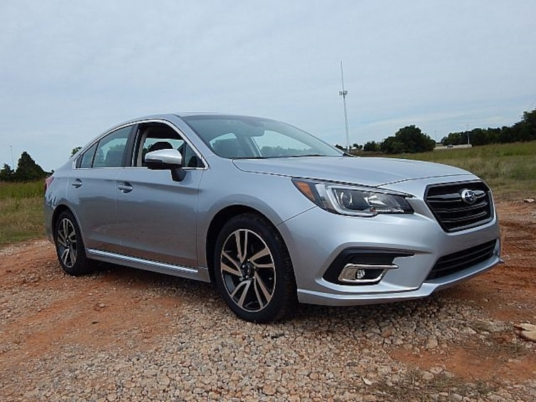 New 2019 Subaru Legacy 2.5i Sport Sedan K3009915 for sale in Oklahoma City