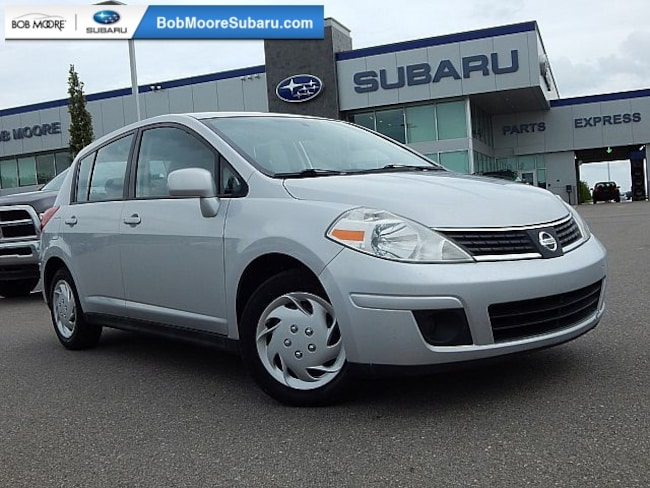 Used 2008 Nissan Versa In Oklahoma City Ok 3n1bc13ex8l389180 For