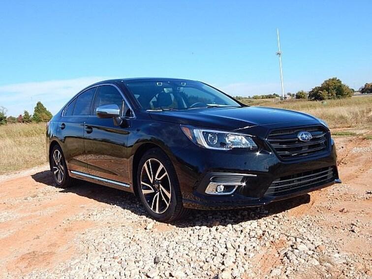 New 2019 Subaru Legacy 2.5i Sport Sedan K3009924 for sale in Oklahoma City