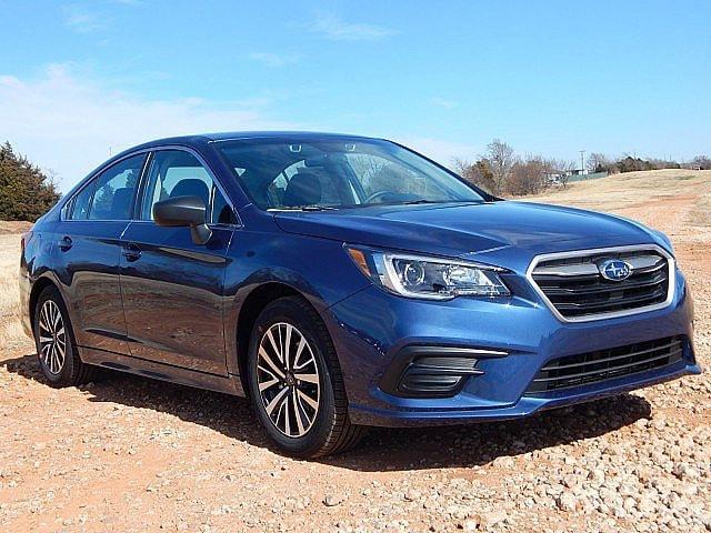 Featured New 2019 Subaru Legacy 2.5i Sedan K3024371 for sale in Oklahoma City, OK